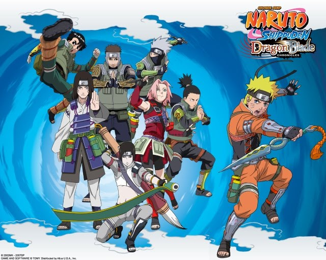 Naruto Shippuden: Dragon Blade Chronicles PC