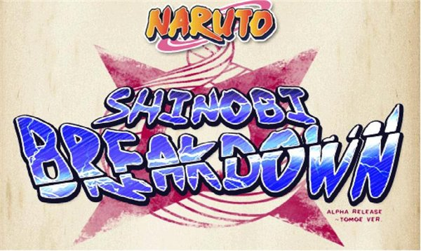Naruto - Shinobi Breakdown DEMO PC