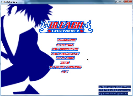 Bleach Little Fighter 2