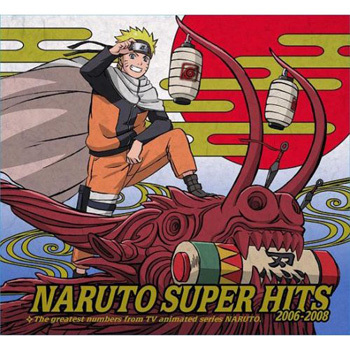 Naruto Super Hits 2006-2008 / Наруто супер хиты 2006-2008