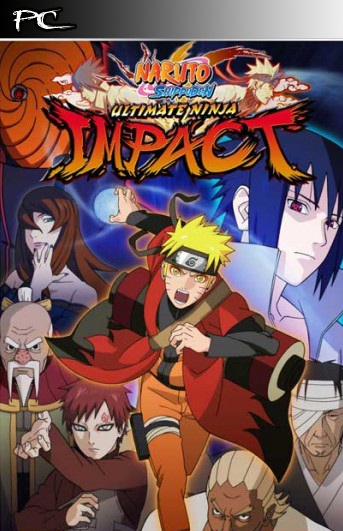 Naruto Shippuden: Ultimate Ninja Impact PC Final
