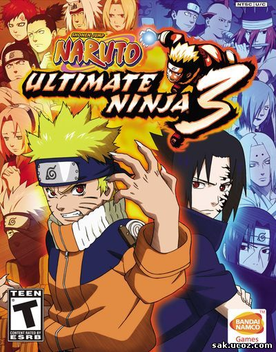 Naruto Ultimate Ninja 3 PC