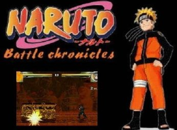 Naruto Battle Chronicles 0.4