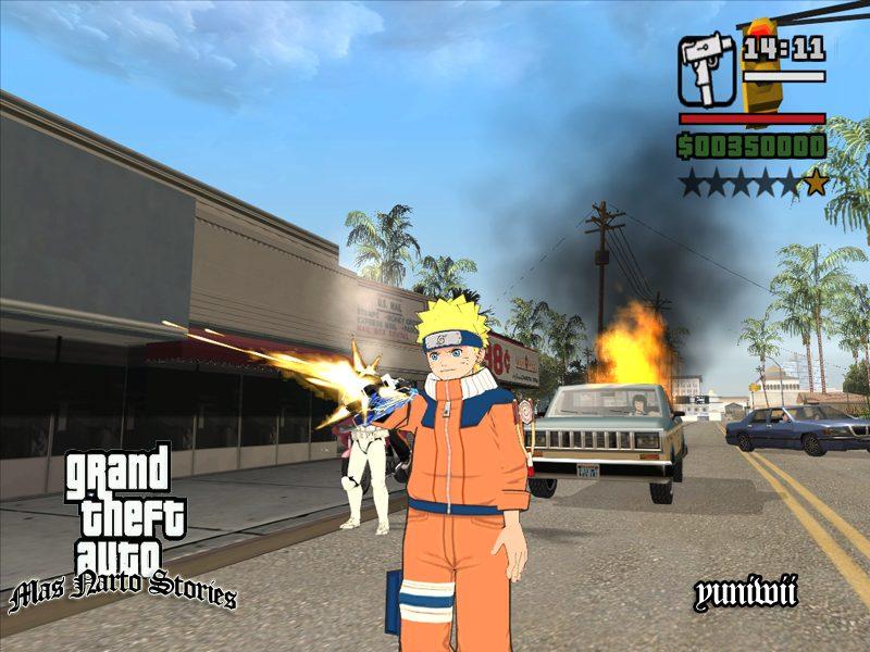 Скачать Игру Наруто Mugen Edition