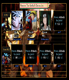 Little Fighter 2: Naruto The Lethal Chronicles v0.4 Full (NTLC 0.4)
